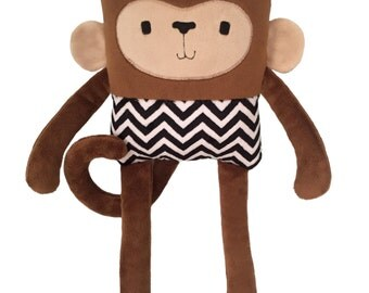 Marley the Monkey Weesie Pal (accessories sold separately)