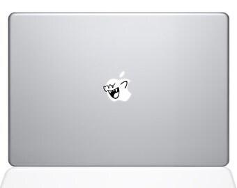 Boo Apple macbook laptop decal sticker