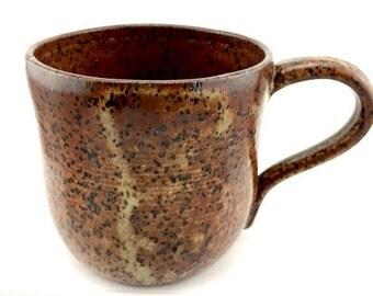 Shino Mug by Sweet Fig Ceramics