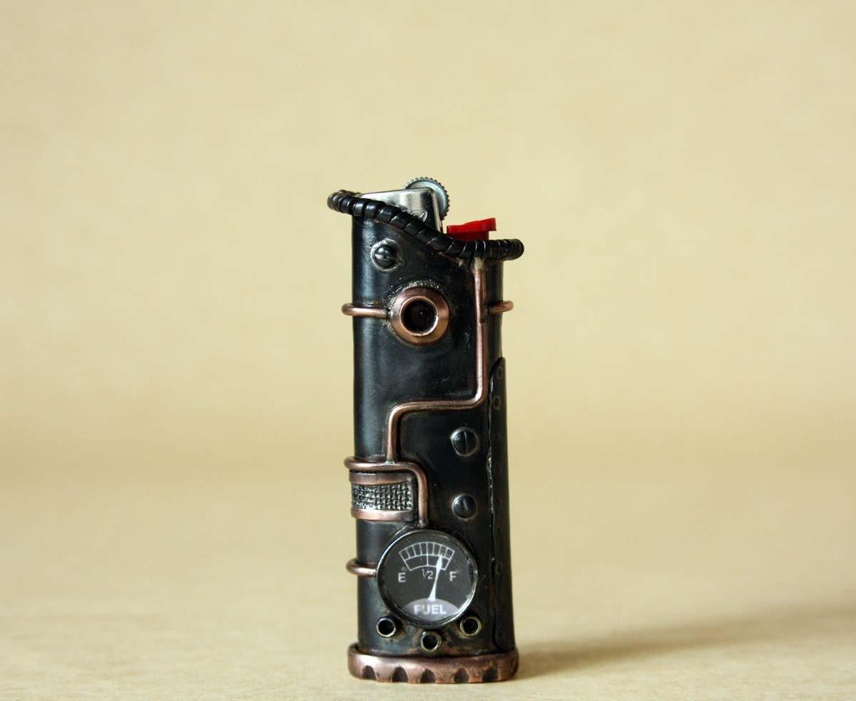 Bic lighter case for Paracord lighter holder