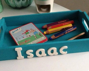 Personalised storage and tidy tray