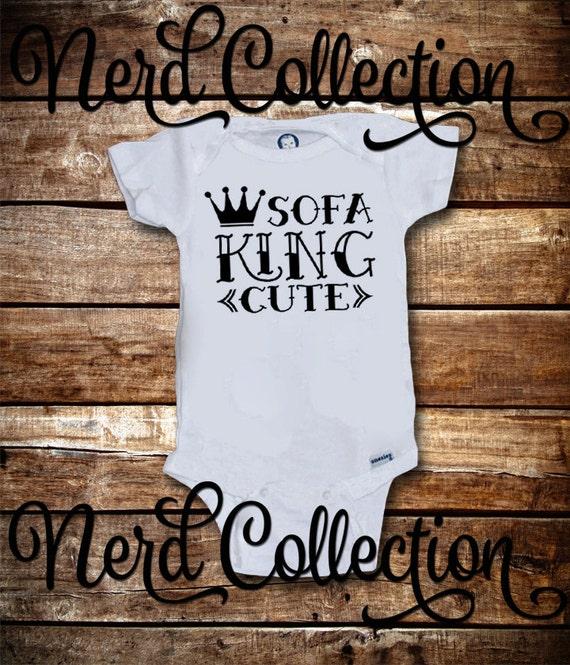 Baby Onesie Sofa King Cute So Cute Funny Curse Bad Words Joke : il570xN1018301593jwz8 from www.etsy.com size 570 x 665 jpeg 147kB
