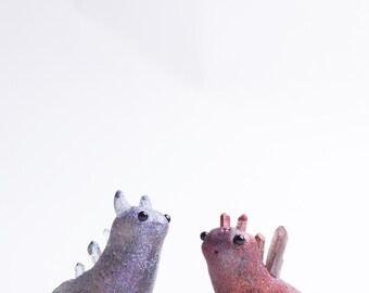 Glitter Slug Set