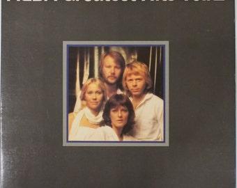 "Abba - ""The Greatest Hits Vol. 2"" vinyl"