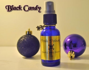 Black Candy Licorice Absinthe Scented Gothic 1oz Spray Perfume