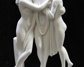 "9.5"" The Three Graces Goddess Statue Sculpture Figurine Vittoria Collection Made in Italy Italian Art Decoration"