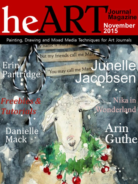 heART Journal Magazine Nov2015
