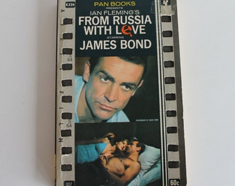 James Bond From Russia with Love Novel