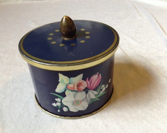 Cote D'or Chocolates Tin Canister Cote D'Or Tin Vintage Chocolate Tin Box
