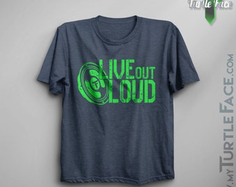 Youth Live Out Loud Tee