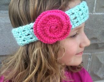Ring Around The Rosie Headband