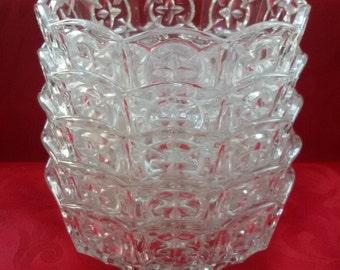 Set of 5 Vintage Glass Dessert Bowls