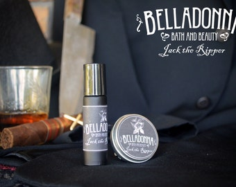 Belladonna Apothecary: Jack the Ripper Men's Scent