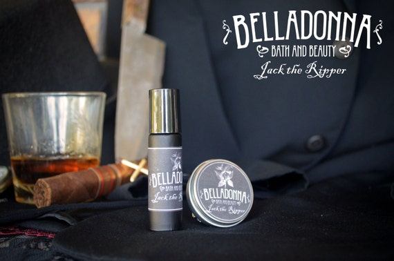 Belladonna Apothecary: Jack the Ripper Men's Fragrance