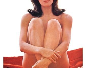 Fantastic Voyage (Raquel Welch) 1966 Fantasy/Action Movie POSTER
