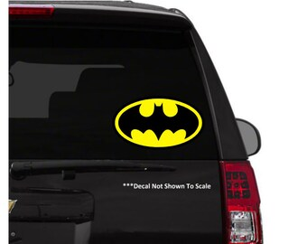 Batman Sticker Decal DC Car Truck Laptop Phone