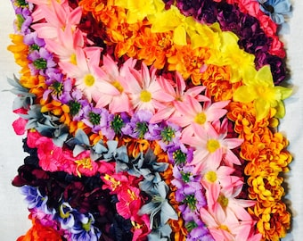 Hippie Flower Waves