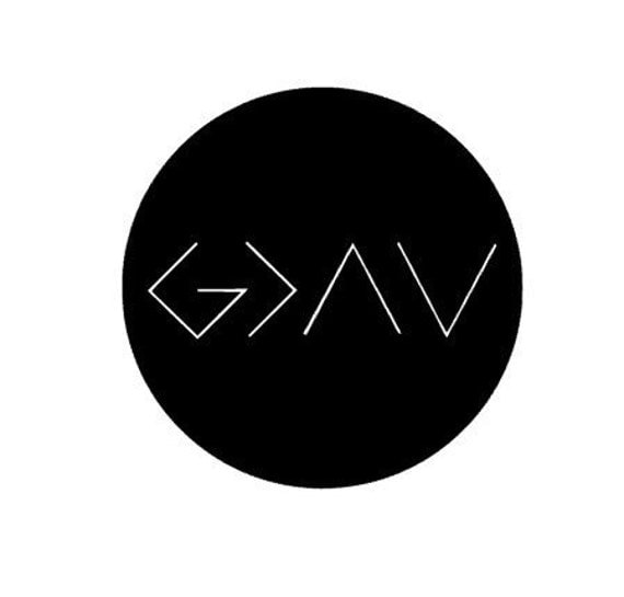 God is greater than any high or low Decal / Yeti cup decal / laptop ...