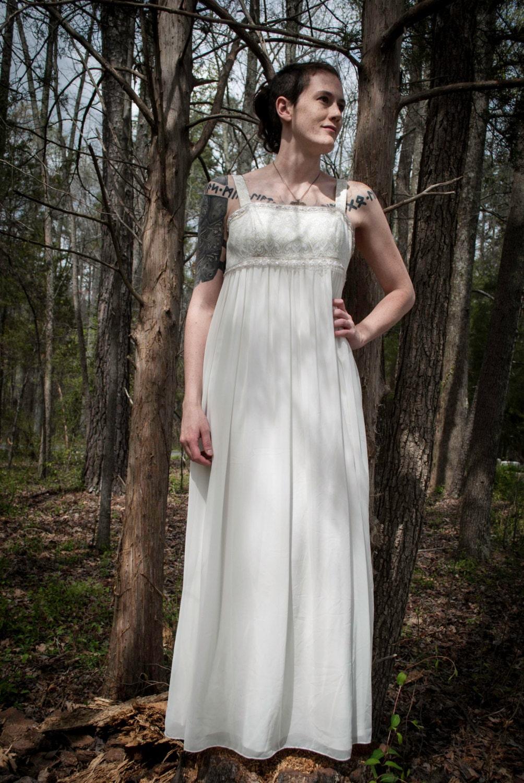 Upcycled Beach Wedding Dress/ Prom Dress