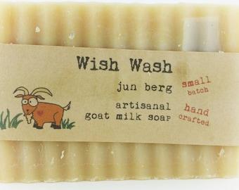 Jun Berg Goat Milk Soap
