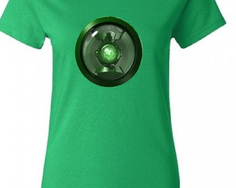 green lantern logo etsy