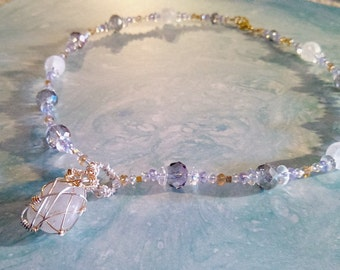 Crystal Princess Necklace