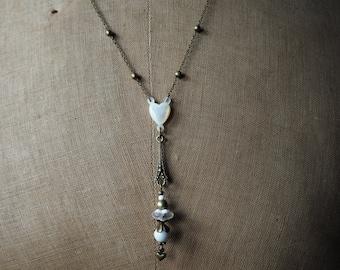 Necklace récup