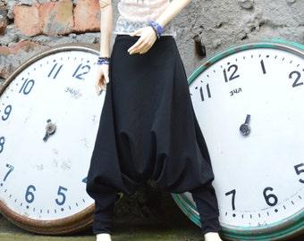 Afghani pants Black (SD16, Soom Supergem) BJD Boy Dolls