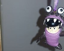 Monsters Inc Boo Handcrafted Party Decoration Tree Ornament Fairy Garden Decor