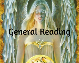 General Reading - Tarot / Oracle Card Reading via Email