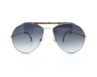 Genuine 1980s Unworn Rodenstock Lifestyle 7057 Aviator Vintage Sunglasses // Made in Germany