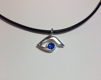 Blue Eye Pendant