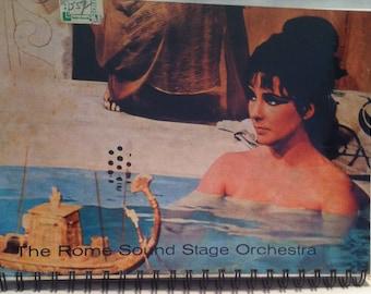 1963 Cleopatra Notebook