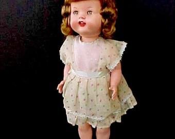 Darling Original Hard Plastic English Doll by Roddy