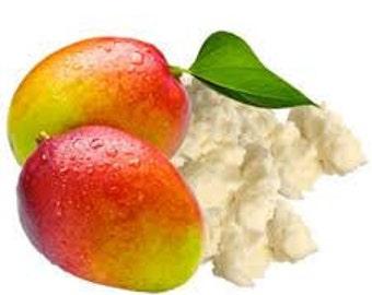 Organic Mango Butter-Grade A Organic Unrefined