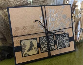 Natural Romantic card set