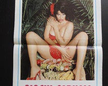 Erotic movie poster hard