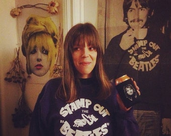 Stamp Out The Beatles sweatshirt