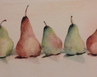 Pear family