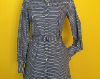 Vintage original Penguin shirt dress