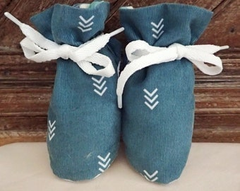 Itty Bitty Baby Booties- The Forest