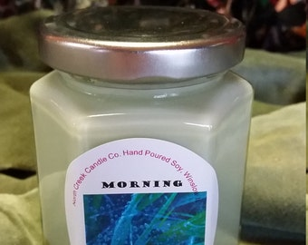Morning Dew Soy Candle