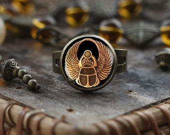 Scarab ring, Scarab jewelry, ancient egypt jewelry, Egyptian jewelry, Egyptian Scarab ring, men's scarab ring