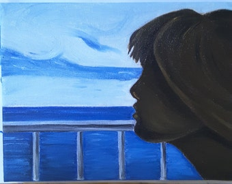 Contemplation of the Sea 2