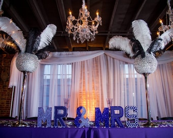 Mr&Mrs Table Sign