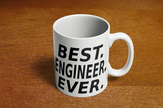 Best Engineer Ever Gift For Engineer Architect Gifts By