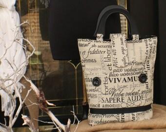 Large French Market Bag