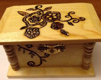 Keepsake or Trinket box