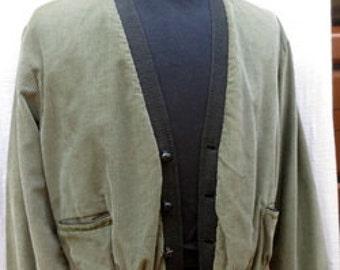 1960s Vintage Men's Jacket