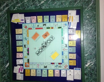 Monopoly Board Wall art